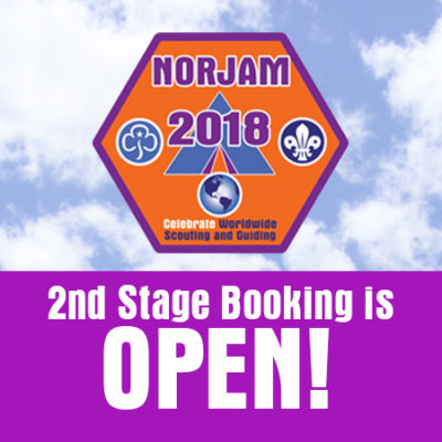 2nd Stage Booking – NOW OPEN!