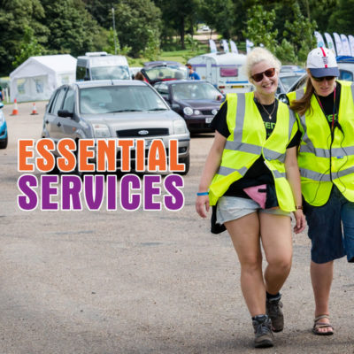 Essential Services needs you!