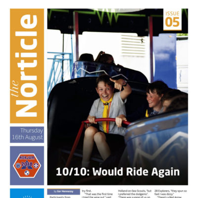 Norticle Issue 5