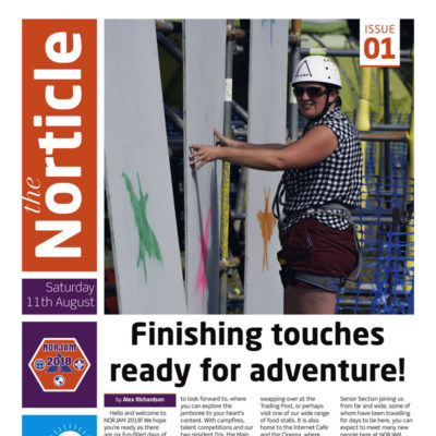 Norticle Issue 1