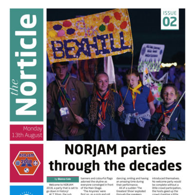 Norticle Issue 2