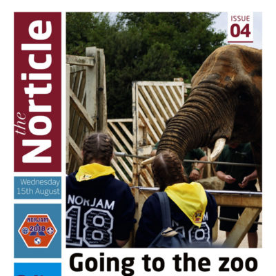 Norticle Issue 4