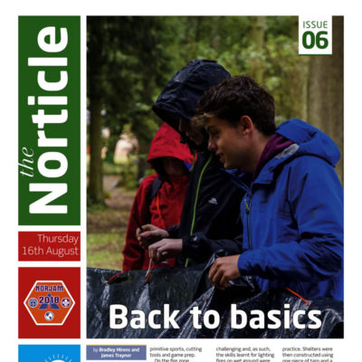 Norticle Issue 6